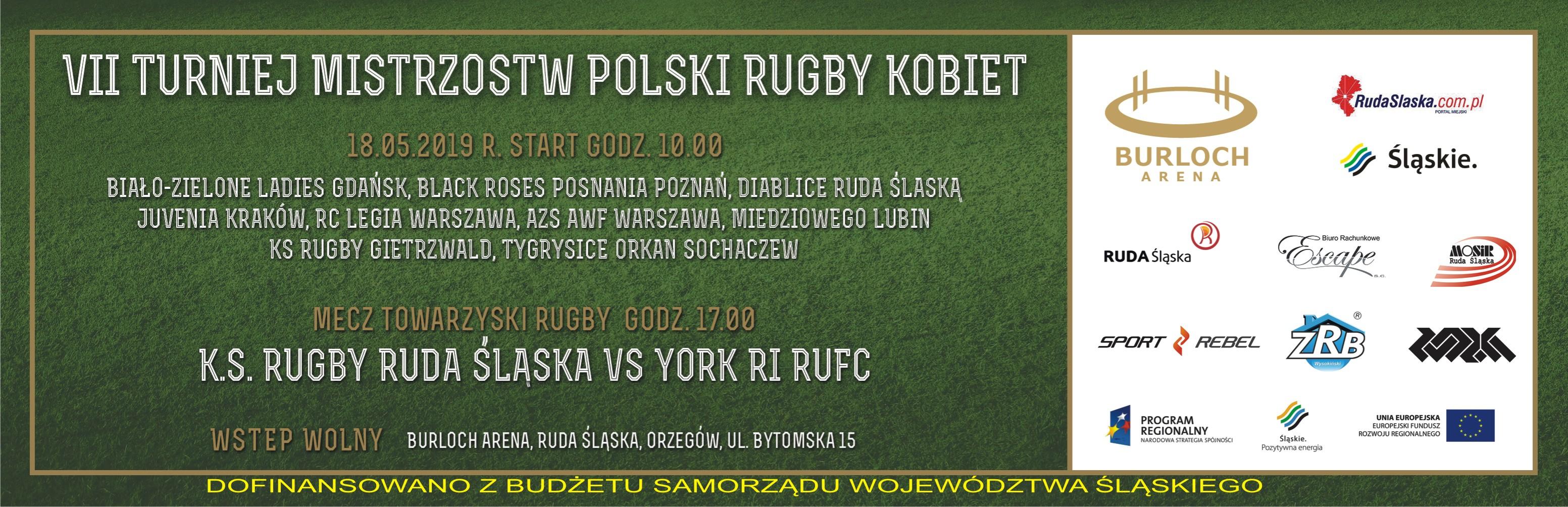 Diablice Rugby Ruda śląska Diablice Drużyna żeńska Klubu